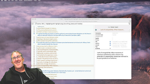 TBX - L Annotating with Tinderbox