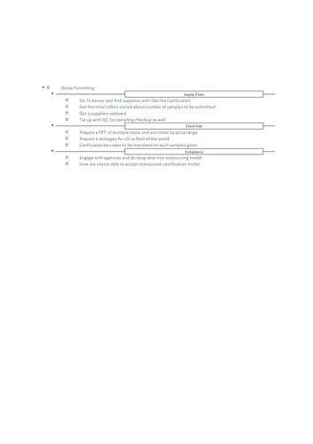 Printout of Outline