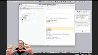TBX L - Working with Markdown and templates in Tinderbox
